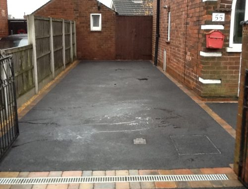 Nottingham Tarmac Driveway Quote